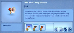 Me Too! Megaphone