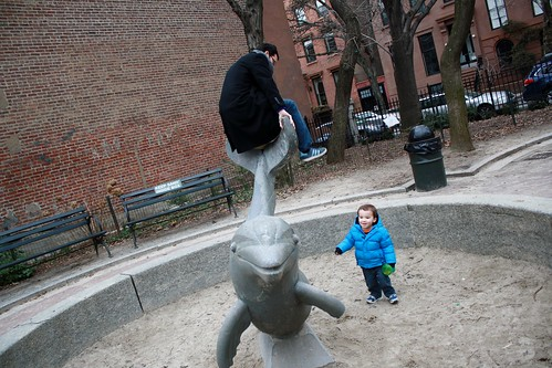 Cobble Hill Park 2013