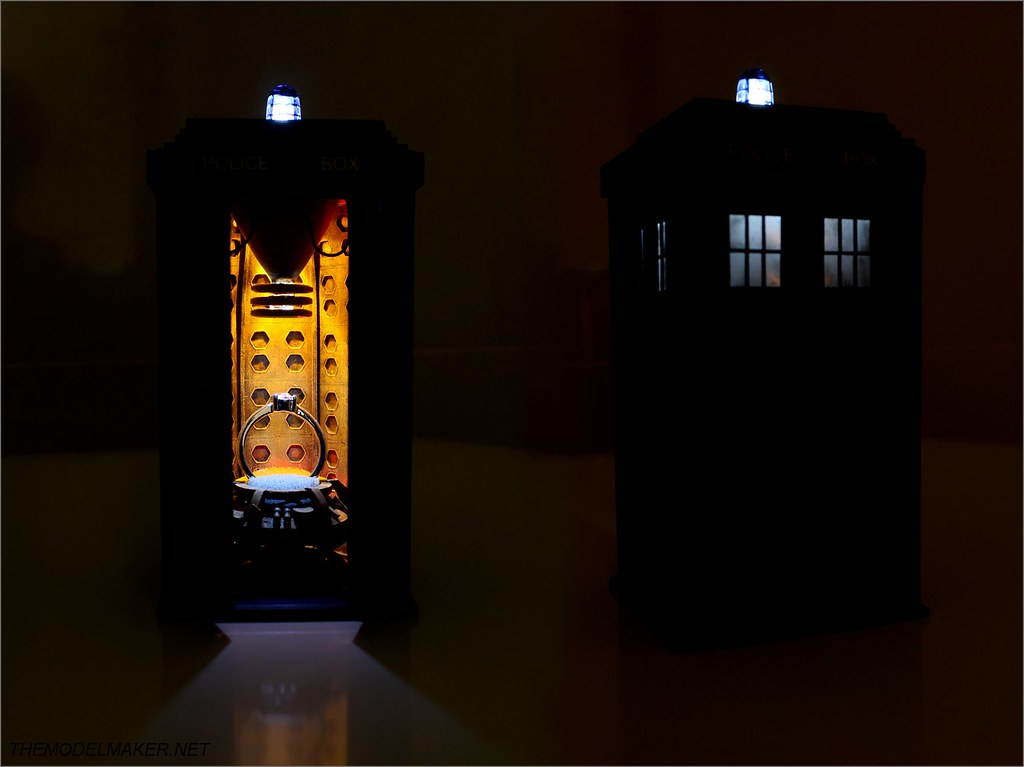 Tardis engagement box 2