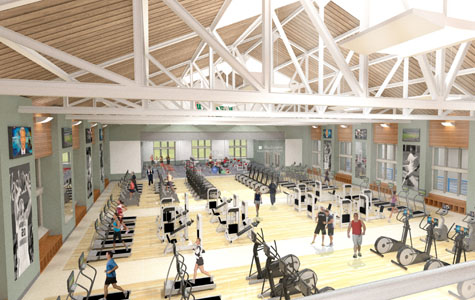 Francis gymnasium