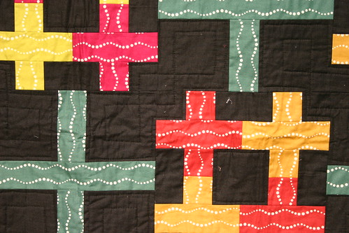 Sew Positive quilting detail