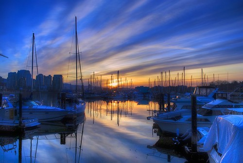 Harbor Sunrise