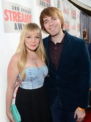 Lisa Schwartz and Shane Dawson
