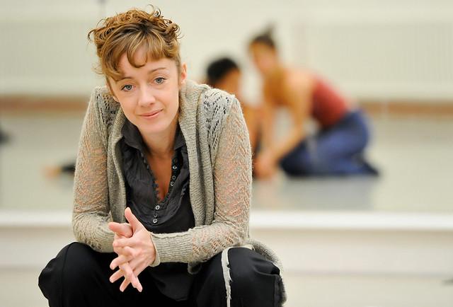 Cathy Marston, Director of Bern Ballett © ROH