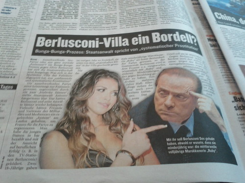 Berlusconi Bordello