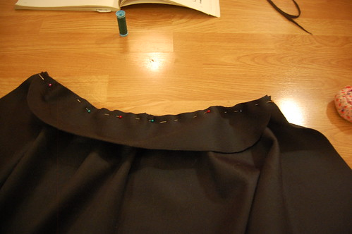 Short Cloak