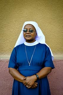 Portrait of Sister Agnes