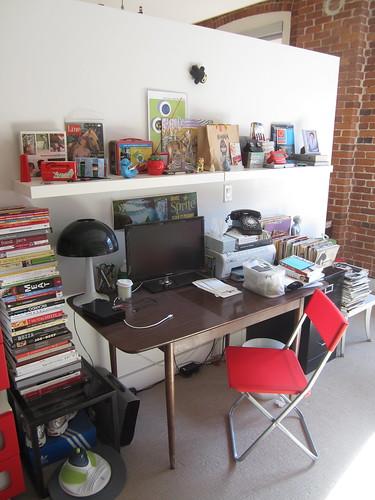 Projet: revamp du bureau
