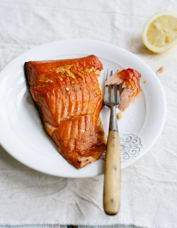 Honey Roasted Salmon