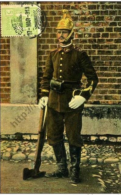 Pompier 1913