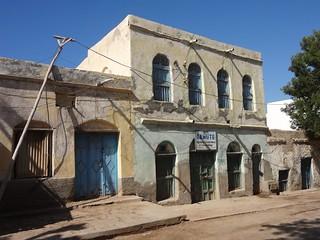 Centro da cidade de Berbera
