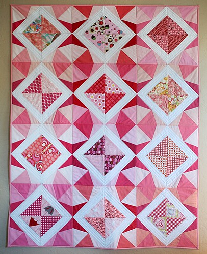 Now that's Pink! Quilt