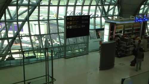 スワンナプーム空港 by haruhiko_iyota