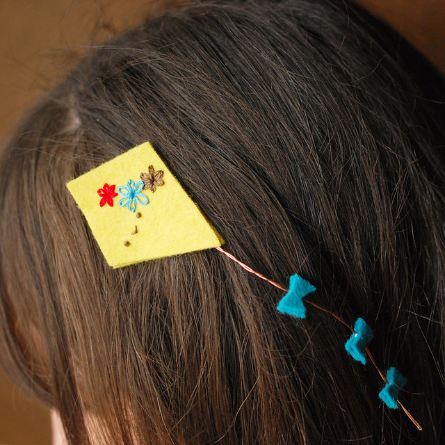 Flying Kit Hairclip