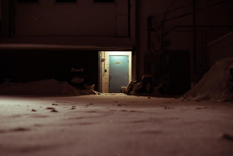 The door to Rose's heart