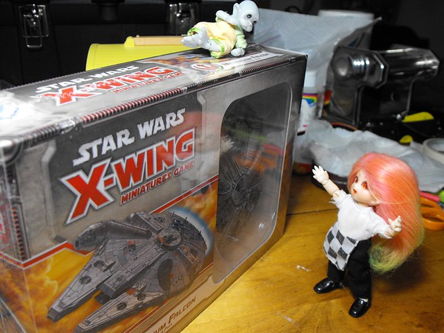 The X-Wing Game II: The Puki strikes back! 8570257550_a614ba4344_z