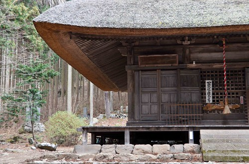 Jokoji Templein Obuse, Japan