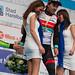 Fabian Cancellara, Peter Sagan's hand and Daniel Oss. E3 Harelbeke 2013.