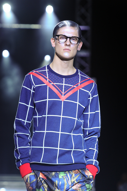 FW13 Tokyo yoshio kubo052_Robert Edenius(Fashion Press)