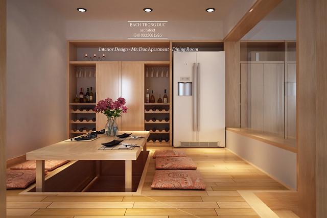 apartment interior design dining room japanese style interior design