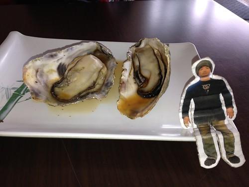 宮島 焼き牡蛎