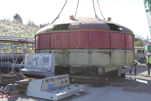 Mannochmore Distillery Upgrade