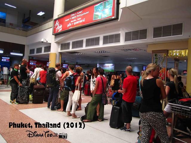 Phuket Day 4 - Phuket Airport 01