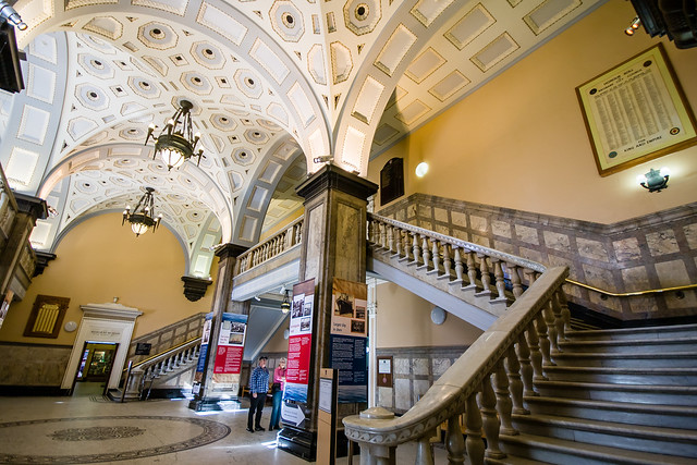 Foyer Staircase Qld : Foyer and staircase flickr photo sharing