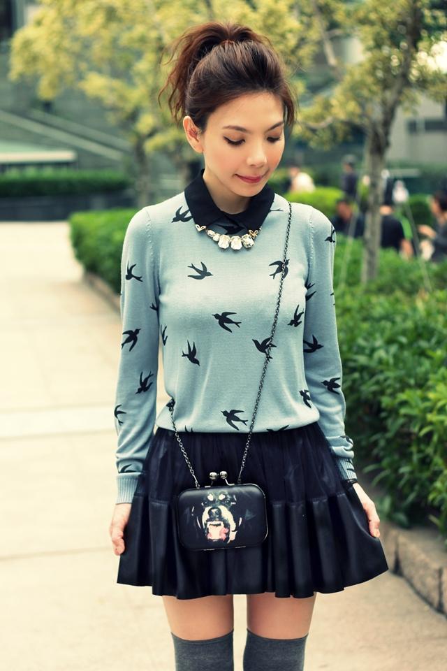 Swallows & Rottweiler