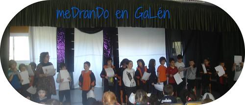 presentación nenas nenos 2º