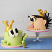 Mr. Froggy fun cake by Betty´s Sugar Dreams