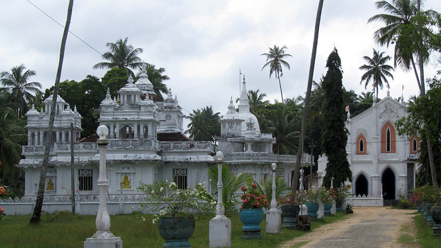 Temples of Sri Lanka