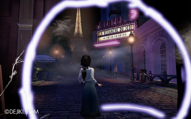 BioShock Infinite - Elizabeth Parisian Tear