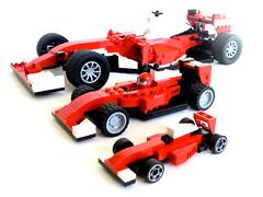 Ferrari SF16-H F1 Cars
