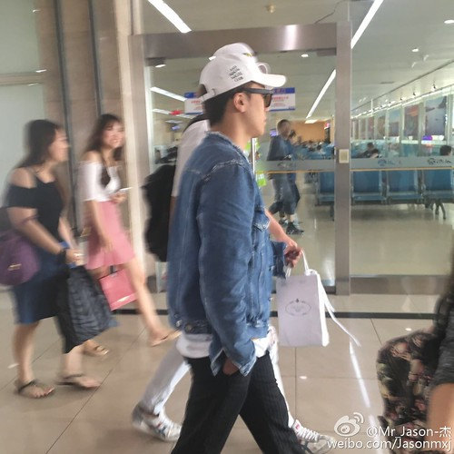BIGBANG Arrival Harbin 2016-06-24 (8)