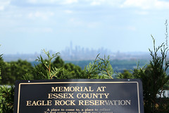 911 Memorial at Eagle Rock Reservation~15th Year Anniversary