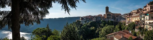 Nemi - Rome, Italy - Cityscape photography