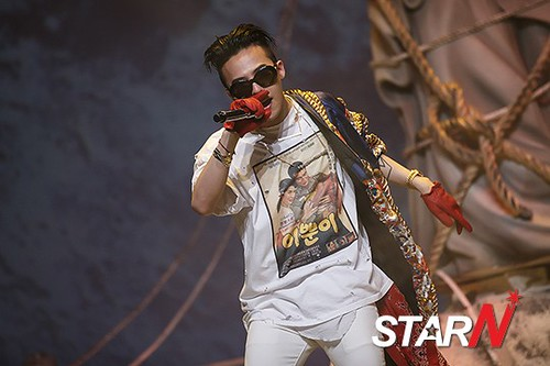 Big Bang - Mnet M!Countdown - 07may2015 - StarN - 03