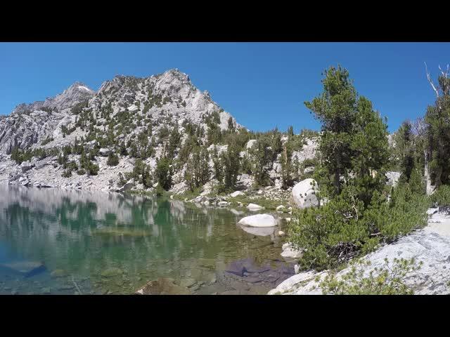 2212 Bench Lake panorama video