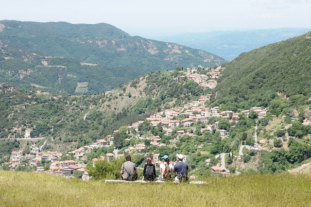 Gazing Lagkadia Village