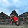 :grinning::gift_heart::couplekiss: Outdoor pre wedding photo for @hashyatalitha & @ejebak at Candi Plaosan Temple Jawa Tengah. Foto prewedding by @poetrafoto, http://prewedding.poetrafoto.com  Please follow our IG: @poetrafoto for prewedd photos update! T