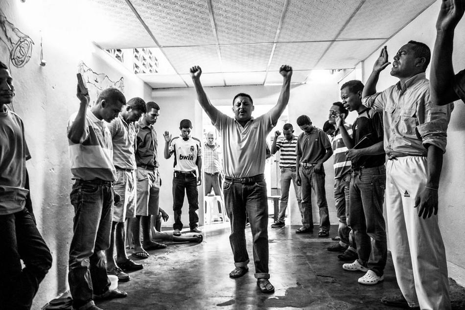 邊緣文化/委內瑞拉最危險監獄—牆內的混沌與罪惡3