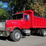 Western Star Dump Truck