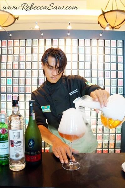 World Gourmet Festival bangkok - TEA MIXOLOGIST – ROBERT SCHINKEL -030
