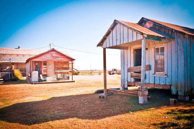 The Shack Up Inn - Clarksdale, MS | PopArtichoke