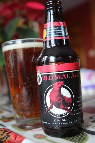 North Coast Brewing Company Red Seal Ale