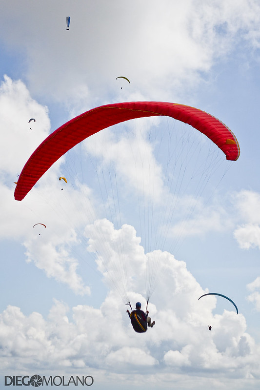 Paragliding World Cup 2013