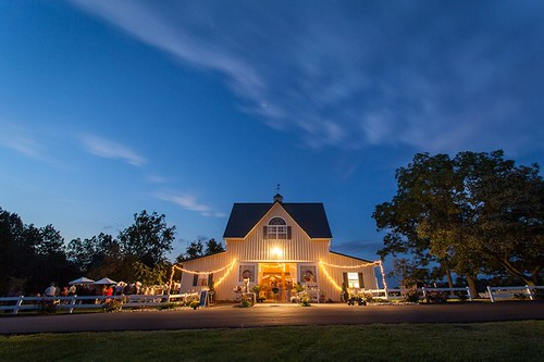 Flora Corner Farm, Mechanicsville, wedding reception