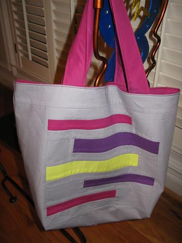 Very 80s bag