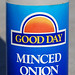 Good Day Minced Onion, 1996